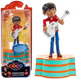 『リメンバー・ミー』 モーション・フィギュア ミゲル Disney Pixar Coco In Motion Figure - Miguel Rivera