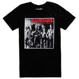 マーベル  ガーディアンズ・オブ・ギャラクシー: リミックス Tシャツ LINEUP