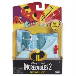 インクレディブル・ファミリー  フロゾン・プレイセット Jakks Pacific The Incredibles 2  Frozone  Playset  のコピー