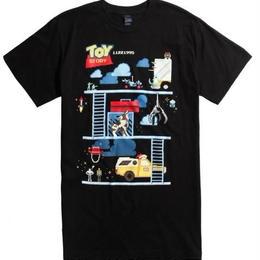 トイストーリー  8-bit  Tシャツ【MENS】