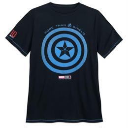 マーベルスタジオ  ファーストテンイヤーズ  キャプテン・アメリカ Tシャツ  MARVEL STUDIOS: THE FIRST TEN YEARS Captain America T-SHIRT