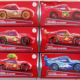 ディズニー・ピクサー カーズ マテル キャラクターカー ライトニング・マックーン パズルボックス6種セット  LIGHTNING McQUEEN PUZZLE BOX Set of 6