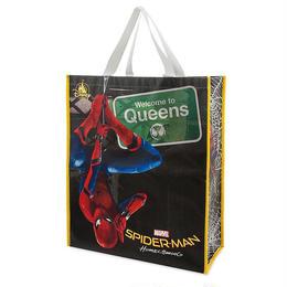 マーベル『スパイダーマン ホームカミング』 Disney Store 大型ショッピングバッグ