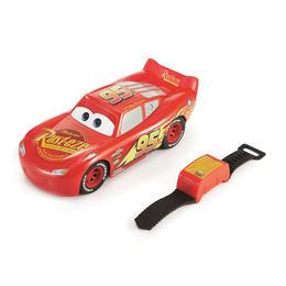 カーズ  クロスロード リストバンドの動きで操作するライトニング・マックイーン ラジコンカー Mattel CARS3 Smart Steer Lightning McQueen