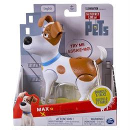 映画『ペット』ウォーキングトーキングフィギュア マックス Max