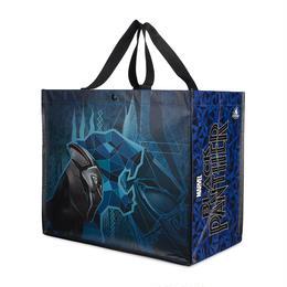 マーベル  ブラックパンサー ショッピングバッグ  Black Panther Reusable Tote Bag
