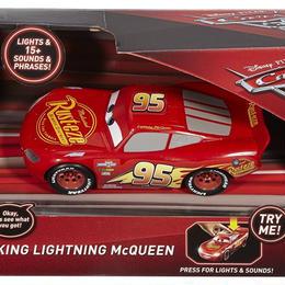 ディズニー・ピクサー カーズ  クロスロード CARS3   トーキング・ ライトニング マックイーン TALKING  LIGHTNING McQUEEN