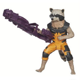 マーベル ガーディアンズ・オブ・ギャラクシー タイタン・ヒーローズ  ロケット・ラクーン   Rocket Raccoon
