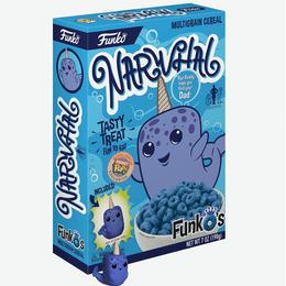ファンコ『エルフ 〜サンタの国からやってきた〜 』ポケット ポップ入り シリアル FunkO's Cereal With Pocket Pop! ELF Mr. Narwhal