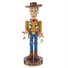 トイストーリー ウッディの木製『くるみ割り人形』