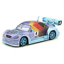 ディズニー・ピクサー カーズ  Disney Store 1/43 ダイキャストカー Ice Racers  Max Schnell【CHASE】