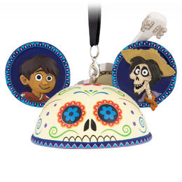 リメンバー・ミー  イヤーハット オーナメント Miguel and Hector Ear Hat Ornament - Coco