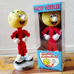 ファンコ ワッキーワブラー レディーキロワット Funko Wacky Wobbler Reddy Kilowatt