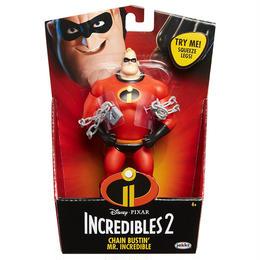 インクレディブル・ファミリー 6インチ フィギュア ミスター・インクレディブル Jakks Pacific The Incredibles 2  6 Inch Action Figure
