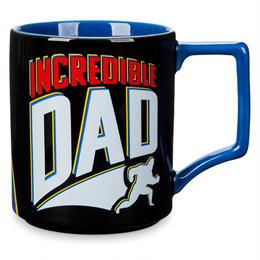 インクレディブル・ファミリー セラミック製 マグカップ ''Incredible Dad''