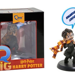 『ハリー・ポッター』Harry Potter  フィギュア  Quantum Mechanix  Qmx Figure