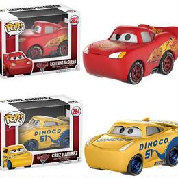 ファンコ ポップ FUNKO POP!   カーズ クロスロード CARS3 Lightning McQueen & Cruz Ramirez