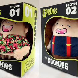 グーニーズ  The Goonies 30th Anniversary ぬいぐるみ2体セット