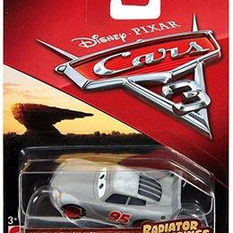 ディズニー・ピクサー カーズ  マテル キャラクターカー Radiator Springs Classic  Primer Lightning McQueen