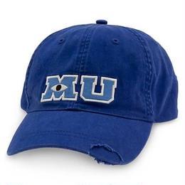 モンスターズ・ユニバーシティ モンスター大学 ベースボールキャップ