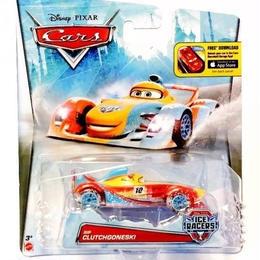 ディズニー・ピクサー カーズ  2015 マテル キャラクターカー Ice Racers シリーズ Rip Clutchgoneski