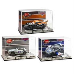 ディズニー・ピクサー カーズ2  Disney Store 1/43 ダイキャストカー Cars Artist Series  『Aviator』 3種セット