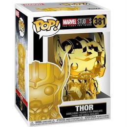 ファンコ ポップ マーベル10周年 ソー(ゴールド)  Funko Pop! Marvel Studios The First Ten Years Thor  (GOLD CHROME)