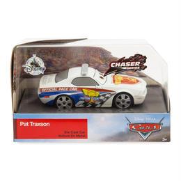 ディズニー・ピクサー カーズ  クロスロード CARS3 1/43  Pat Traxson【Chase】