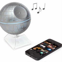 スターウォーズ デススター ブルートゥース スピーカー iHome Death Star Bluetooth Speaker