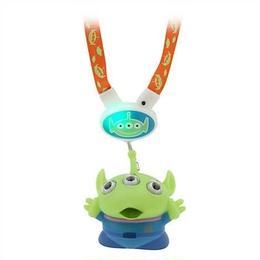 トイストーリー エイリアン ライトアップ フィギュア  ToyStory Alien Light-Up Eye-Popping Figure & Lanyard