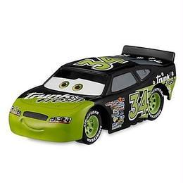 ディズニー・ピクサー カーズ  Disney Store 1/43 ダイキャストカー Dirkson D'Agostino #34 Trunk Fresh