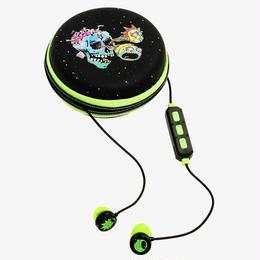 『リック アンド モーティ』 ブルートゥース イヤホン Rick And Morty Bluetooth Earbuds