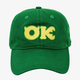 モンスターズ・ユニバーシティ「OK 」ダッド・キャップ  Disney Pixar Monsters University OK Dad Cap