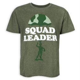 トイストーリー  Disney Parks 限定  ''Squad Leader''   Tシャツ