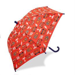 カーズ    濡れると色が変わる子供用傘 キッズ・アンブレラ
