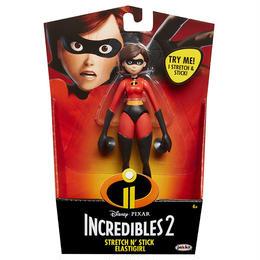 インクレディブル・ファミリー 6インチ フィギュア  イラスティガール Jakks Pacific The Incredibles 2  6 Inch Action Figure