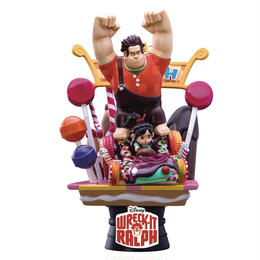 Dセレクト『シュガー・ラッシュ』スタチューBeast Kingdom Wreck-It Ralph D-Select Series Statue