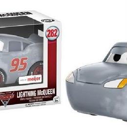 ファンコ ポップ FUNKO POP!   カーズ クロスロード CARS3  Gray Lightning McQueen【Meijer】