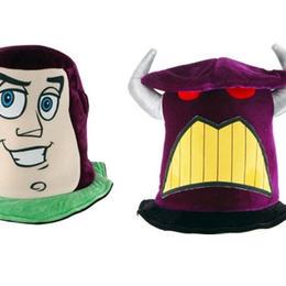 トイストーリー  バズとザーグのリバーシブル帽子