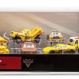 ディズニー・ピクサー カーズ  クロスロード Disney Store Figurine Play Set