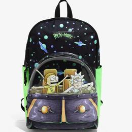 リック アンド モーティ スペースシップ バックパック RICK AND MORTY Spaceship Backpack