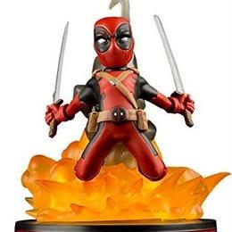大特価!マーベル  デッドプール フィギュア  Marvel Deadpool Quantum Mechanix  Qmx Figure