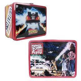 バックトゥザフューチャー ティン・ランチボックス Back To The Future Tin Lunch Box