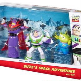 トイストーリー バズのスペースアドベンチャー ギフトセット Toy Story BUZZ'S SPACE ADVENTURE GIFT SET