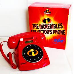 Mr.インクレディブル 2004 インクレディブル・コレクターズ・フォン The Incredibles Collector's Phone
