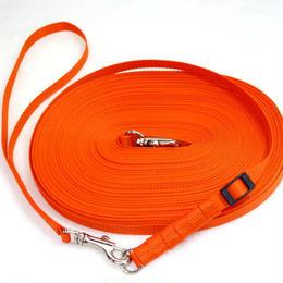 小型犬用 12mm幅 長さ調節可能ロングリード 25m 全10色