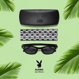 GW X Playboy Shades - Polarized