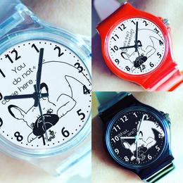 フレブル・フォーン腕時計  名入れ可能