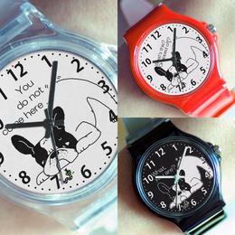 フレブル・パイド腕時計  名入れ可能