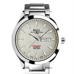 BALL WATCH Chronometer Red Label NM2O26C-SCJ-WH